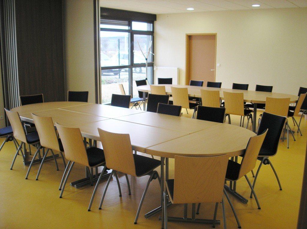 Salle de réunion à la résidence Cormontaigne